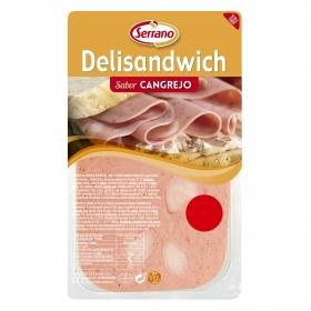 Delisandwich sabor cangrejo
