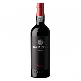 Vino Porto Ruby Barros 1 l.