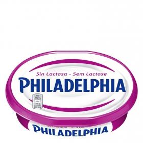 Crema de queso Philadelphia sin lactosa 150 g.