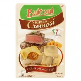 Ravioli de carne piemontese Buitoni 250 g.
