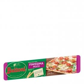 Masa de pizza finissima Maxi Buitoni 385 g.