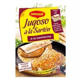 Sazonador 'Jugoso a la sartén' Barbacoa