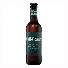 Cerveza Voll Damm doble malta botella 33 cl.