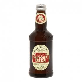 Cerveza Fentiman's de jengibre sin alcohol botella 27,5 cl.