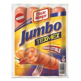 Salchichas Jumbo Texmex