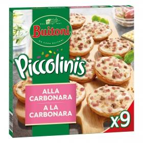 Piccolinis a la carbonara Buitoni 270 g.