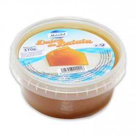 Dulce de batata Márdel sin gluten 370 g.