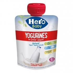 Yogurines natural en bolsita