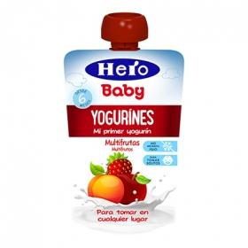Yogurines multifrutas en bolsita