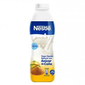 Yogur líquido con caña de azúcar natural Nestlé sin gluten 750 g.