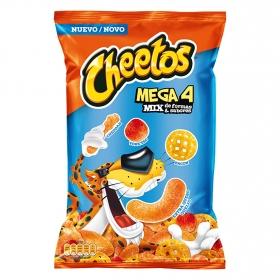 Mix de aperitivos de maíz Cheetos 180 g.