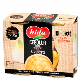 Cebolla frita Hida pack de 2 unidades de 155 g.