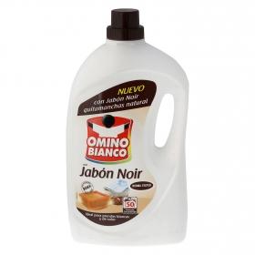 Detergente líquido con jabón noir