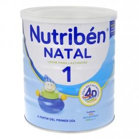 Leche natal para lactantes 1