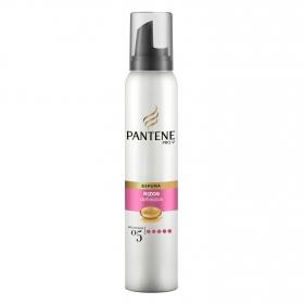 Espuma Rizos definidos Pantene 250 ml.