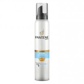 Espuma Fijación extra fuerte Pantene 250 ml.