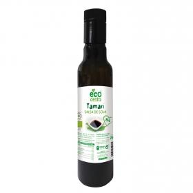 Salsa de soja ecológica Ecocesta botella 250 ml.