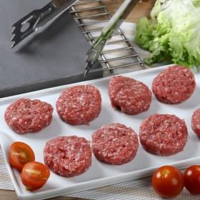 Miniburguer meat Ternera gallega