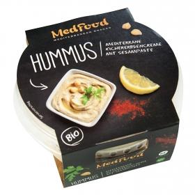 Hummus ecológico Medfood 150 g.