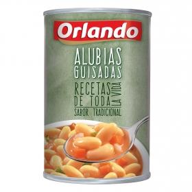 Alubias guisadas Orlando 425 g.