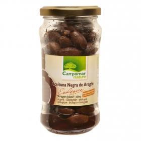 Aceituna negra de Aragón ecológica