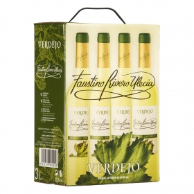 Vino de la Tierra de Castilla blanco verdejo