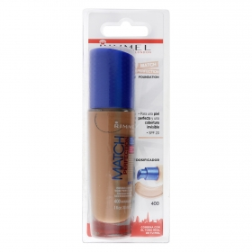 Maquillaje Match Perfection Fundation nº400 natural beige