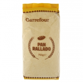 Pan rallado Carrefour 750 g.