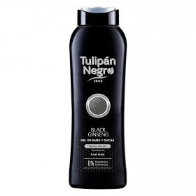 Gel de baño y ducha black ginseng