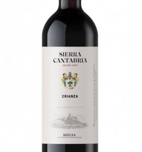 Sierra Cantabria Tinto Crianza