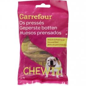 Carrefour Snacks para Perro de Buey 4 unidades
