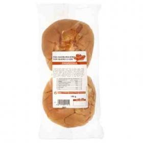 Pan de hamburguesa con queso Ruipan 2 unidades de 1 ud.