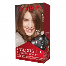 Tinte Colorsilk nº 51 Castaño Claro