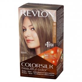 Tinte Colorsilk nº 60 Rubio Oscuro Cenizo