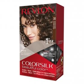 Tinte Colorsilk nº 30 Castaño Oscuro