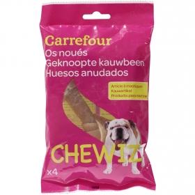 Carrefour Snacks para Perro de Piel de Buey