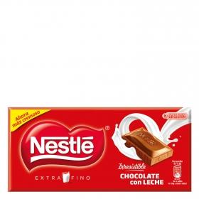 Chocolate con leche extrafino - Sin gluten