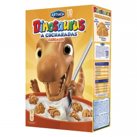 Cereales de galleta Dinosaurus