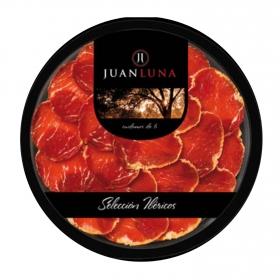 Lomo ibérico bellota loncheado Juan Luna envase 80 g