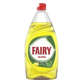 Lavavajillas mano ultra Limón