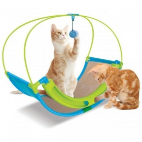 Juguete Balancín para Gatos
