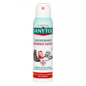 Desodorante desinfectante