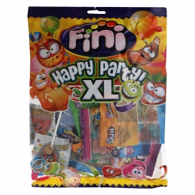 Caramelos de goma Happy Party Fini 500 g.