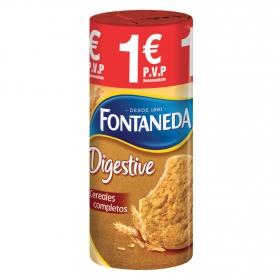 Galletas con cereales Digestive