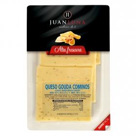 Queso gouda Cominos Juan Luna 150 g.