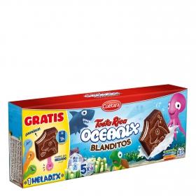 Bizcochitos Oceanix blanditos Tosta Rica 192 g.