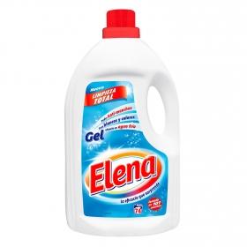 Detergente líquido Elena 74 lavados.