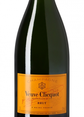 Veuve Clicquot Yellow Label Champán con crianza