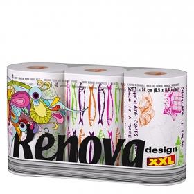 Papel de cocina design XXL
