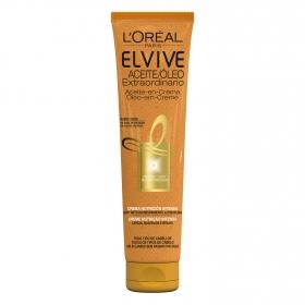 Aceite extraordinario en crema para todo tipo de cabello